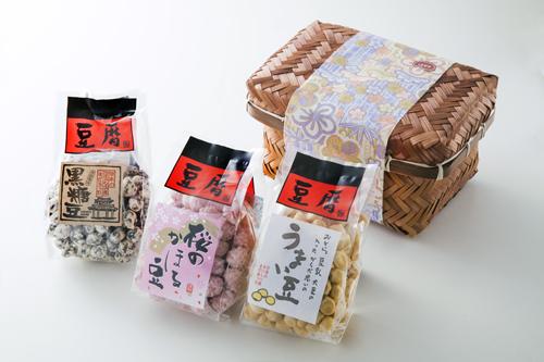 宅配「お豆セット」税込1,400円