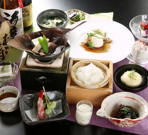 豆腐懐石料理店での 接客、サービス - 株式会社 く …